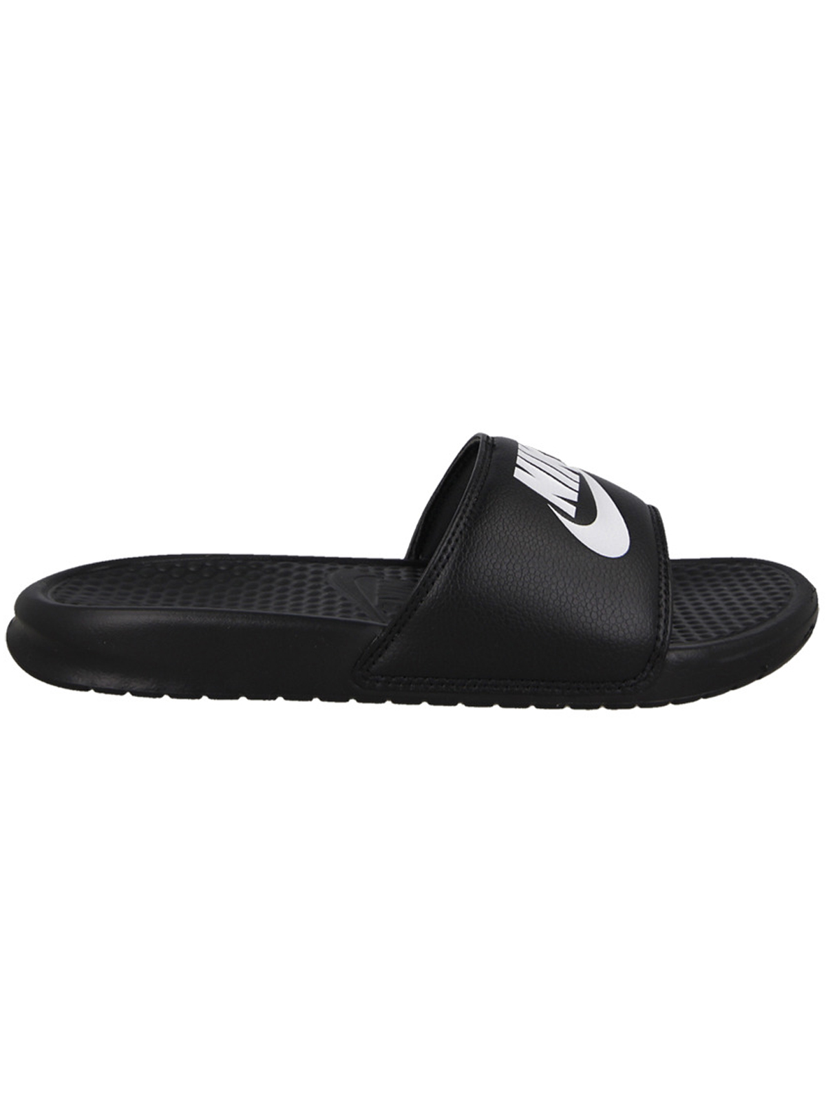 save off d267f 83829 NIKE Benassi slippers Just Do it