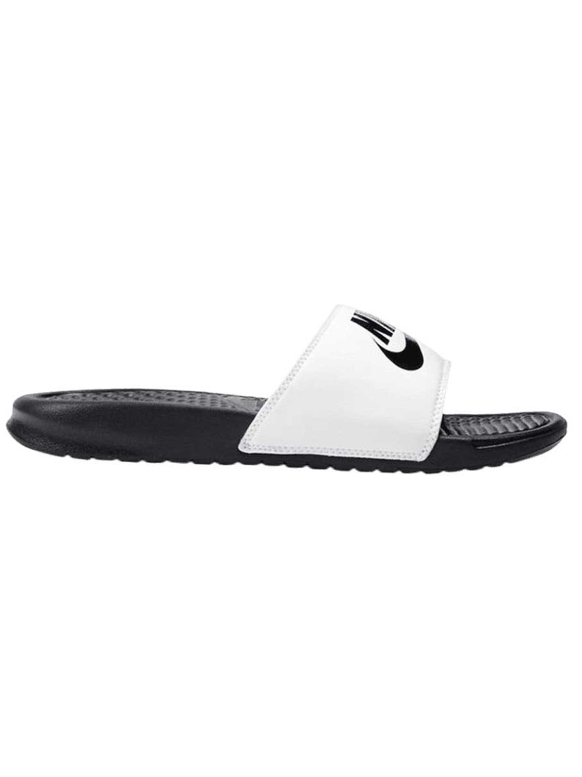 save off ebf72 40059 NIKE Benassi slippers Just Do it