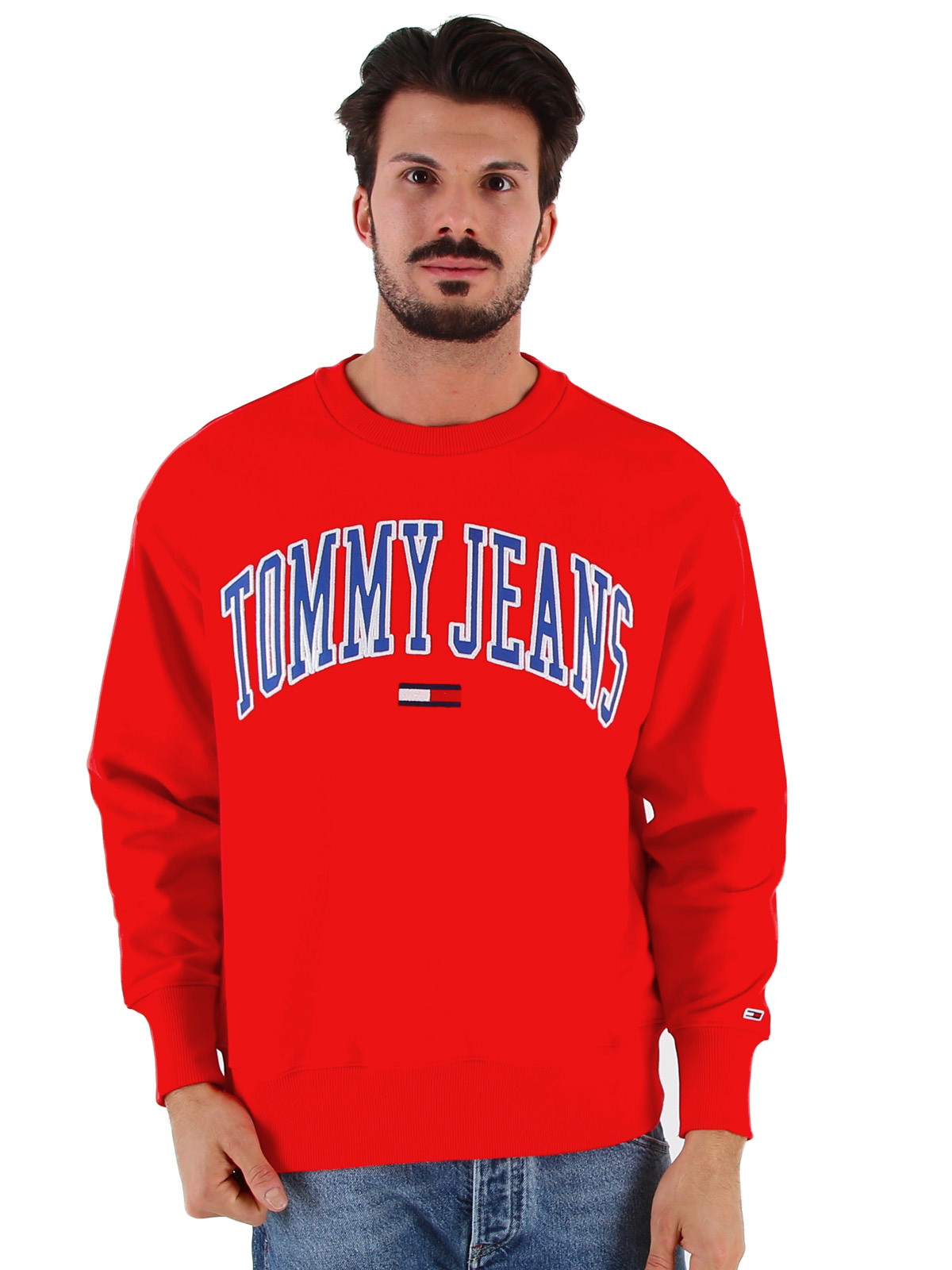 hot sale online 8e3bb 10ac0 TOMMY HILFIGER Felpa College