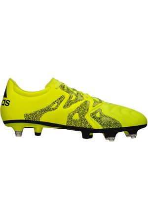 X 15.3 SG Leather black and yellow ADIDAS | 7456971 | B26964