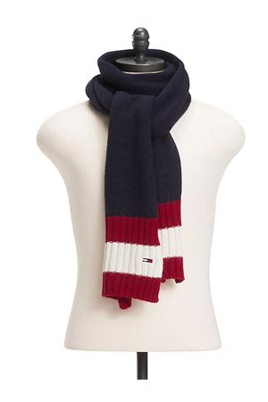 TOMMY HILFIGER Corporate Detail Scarf TOMMY | 77 | AM0AM03966901