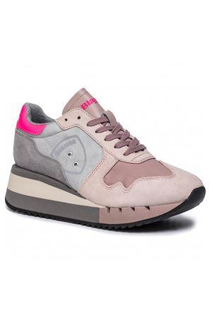 BLAUER Sneaker Charlotte BLAUER | 12 | 9FCHARLOTTE01FLU