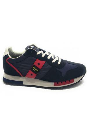 BLAUER Queens Sneaker BLAUER | 12 | 9FQUEENS01MESN