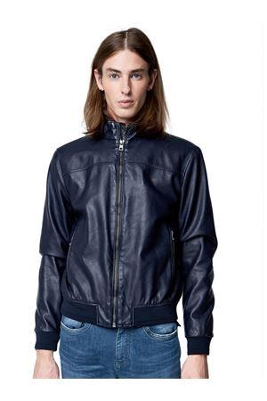 GAS Eco-leather Jacket