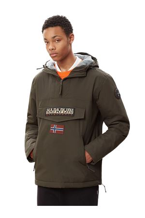 NAPAPIJRI Rainforest Pocket Jacket NAPAPIJRI | 3 | N0YGNLGE3
