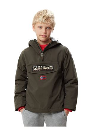 NAPAPIJRI Rainforest Kids Jacket NAPAPIJRI | 3 | NP000GY9GE3