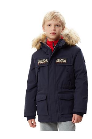 NAPAPIJRI KIDS Skidoo Open Jacket NAPAPIJRI | 13 | NP000I6A176