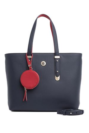TOMMY JEANS Medium Tote Bag TOMMY | 31 | AW0AW06918413