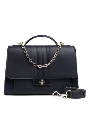 TOMMY JEANS Chic Leather Satchel  TOMMY | 31 | AW0AW06921413