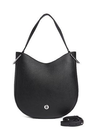 TOMMY HILFIGER Hobo bag TOMMY | 31 | AW0AW07307BDS