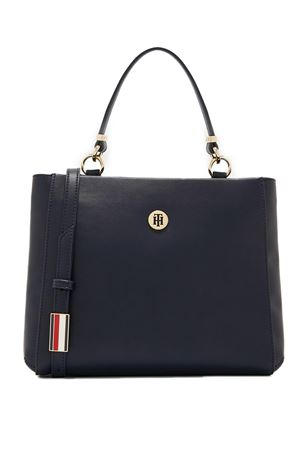 TOMMY HILFIGER Satchel Media Bag TOMMY | 31 | AW0AW073310KM
