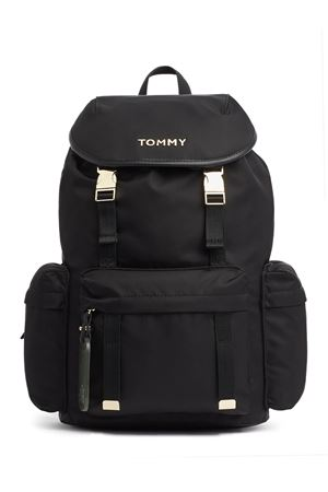 TOMMY HILFIGER Backpack On The Move TOMMY | -213431382 | AW0AW07355BDS