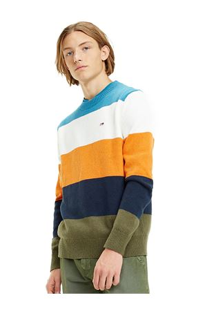 TOMMY JEANS Color Block sweater TOMMY | 7 | DM0DM06537806