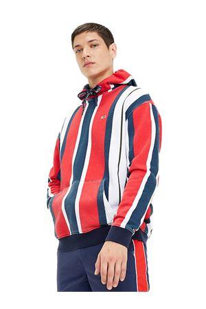 TOMMY JEANS Striped sweatshirt TOMMY   -108764232   DM0DM06585667