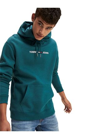 TOMMY JEANS Relaxed Fit Sweatshirt TOMMY | -108764232 | DM0DM07030CA4