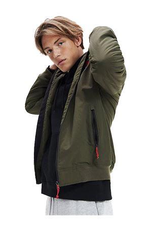 TOMMY HILFIGER Nylon jacket TOMMY   13   DM0DM07120LEX