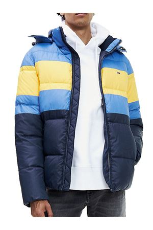 TOMMY HILFIGER Essential Colorblock jacket TOMMY | 13 | DM0DM07255CE4