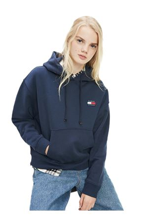 TOMMY JEANS Hoodie Badge TOMMY | -108764232 | DW0DW06815002