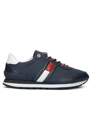 TOMMY HILFIGER Leather sneakers TOMMY | 12 | EM0EM00349CEY