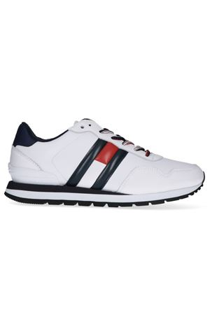 TOMMY HILFIGER Leather sneakers TOMMY | 12 | EM0EM00349YBS