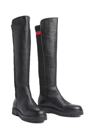 TOMMY HILFIGER Leather boots TOMMY | 12 | EN0EN00661990