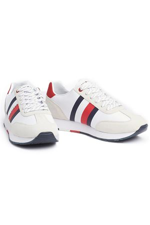 TOMMY HILFIGER Leather sneakers TOMMY | 12 | FM0FM02380100