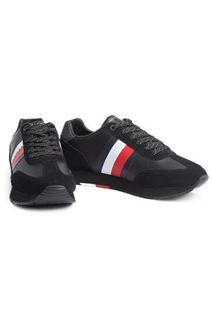 TOMMY HILFIGER Leather sneakers TOMMY | 12 | FM0FM02380990