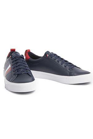 TOMMY HILFIGER Leather sneakers TOMMY | 12 | FM0FM02576CJM