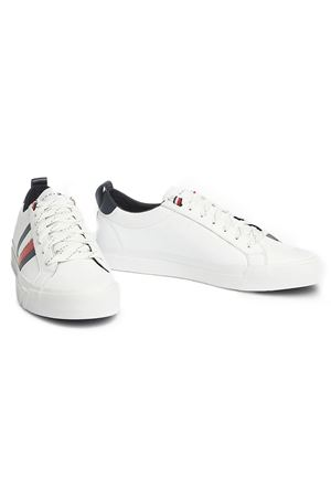 TOMMY HILFIGER Leather sneakers TOMMY | 12 | FM0FM02576YBR