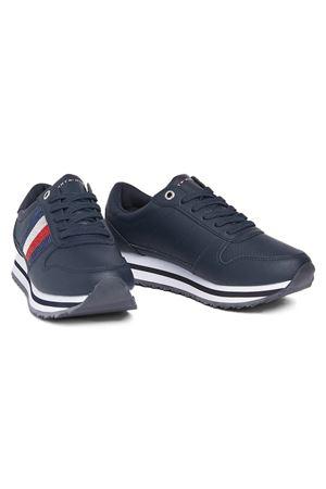 TOMMY HILFIGER Retro Sneaker TOMMY | 12 | FW0FW04683CKI