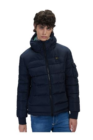 BLAUER Short down jacket BLAUER | 7457049 | 20WBLUC02153005771888