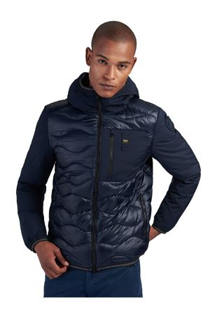 BLAUER Short down jacket BLAUER | 7457003 | 20WBLUC08105005480888