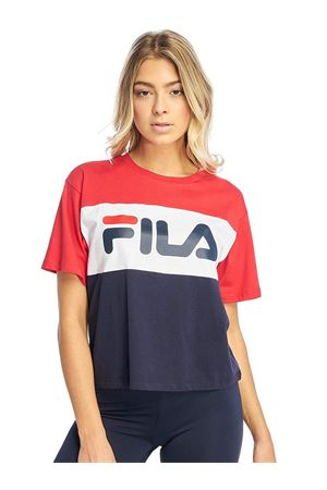 FILA T-shirt Color Block  FILA | 8 | 682125G06