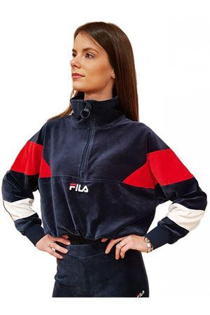 FILA Felpa in Velluto FILA | -108764232 | 687957G06