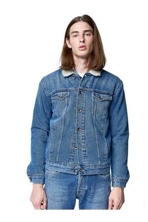 GAS Giacca di Jeans Oklahoma X Fur GAS | 3 | 251116030532WV77