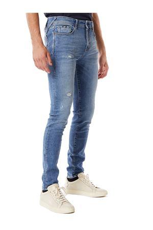 GAS Jeans Sax Zip Fit Skinny GAS | 24 | 35117702096732WK55