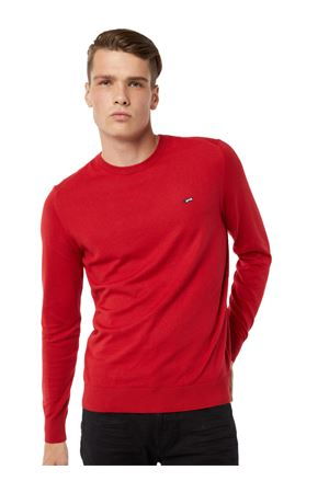 GAS Ayron / s round neck sweater r.collar fr GAS | -108764232 | 5620734311170229