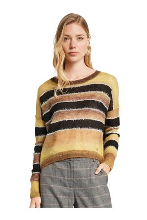 GAUDI JEANS Striped sweater GAUDI JEANS | 7457050 | 021BD53041025036