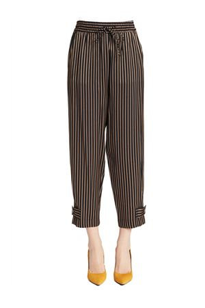 GAUDI JEANS Striped trousers GAUDI JEANS | 50000017 | 021FD25017021098-01
