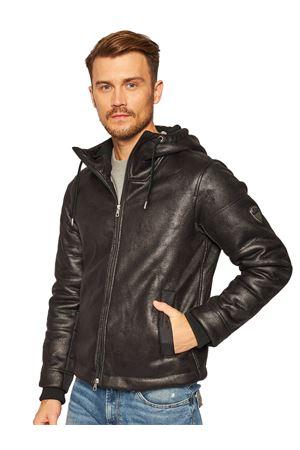 EMPORIO ARMANI Eco sheepskin jacket GIORGIO ARMANI | 7457049 | 6HPBA5PN54Z1200