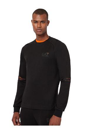 GIORGIO ARMANI Natural Ventus 7 sweatshirt GIORGIO ARMANI | -108764232 | 6HPM41PJJ5Z1200