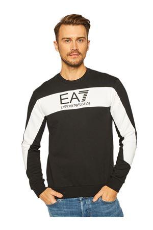 GIORGIO ARMANI Sweatshirt mit Rundhalsausschnitt EA7 GIORGIO ARMANI   -108764232   6HPM84PJ07Z1200
