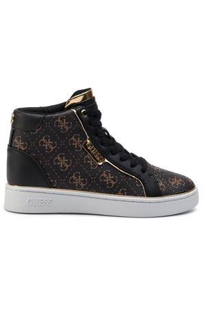 GUESS BRINA sneaker GUESS | 12 | FL7BRNFAL12BRBLK