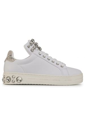 GUESS MAREY ACTIVE LADY sneaker GUESS | 12 | FL7MEYLEL12WHITE