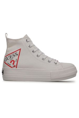 GUESS Sneakers Nika GUESS | 12 | FL7NIAFAB12WHITE