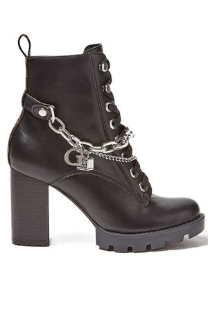 GUESS Raizel ankle boot GUESS | -771465572 | FL7RALELE10BLACK