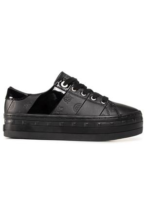 GUESS BUSTIN sneaker GUESS | 12 | FL8BUSFAL12BLKBL