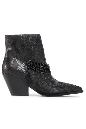 GUESS PATZY Python boot GUESS | -771465572 | FL8PTZLEP09BLACK