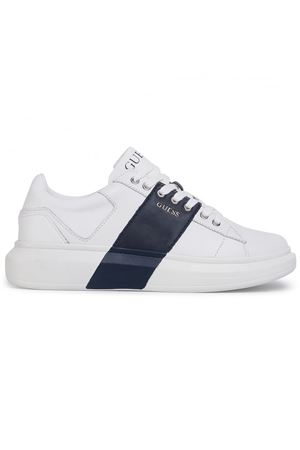 RATEN SIE Salerno Sneakers GUESS | 12 | FM7SAILEA12WHBLU