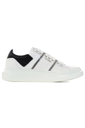 RATEN SIE Salerno Sneakers GUESS | 12 | FM7SAILEA12WHITE